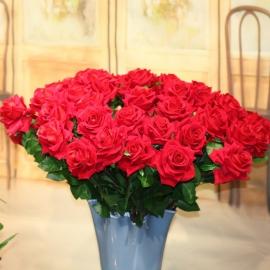 VELVET SGL ROSE Rossa